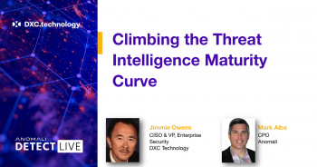 Climbing the Threat Intelligence Maturity Curve