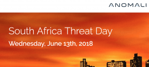 South Africa Threat Day