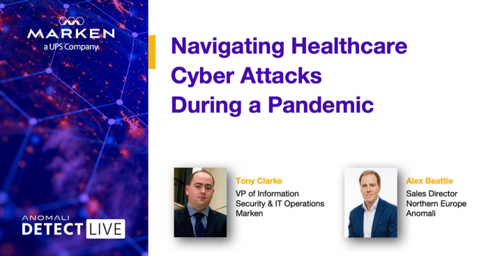 Navigating Healthcare Cyber Attacks During a Pandemic