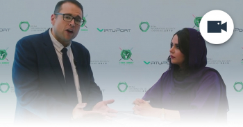 VirtuPort TV Interviews Anomali at MENA ISC
