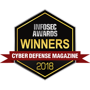 Infosec Awards Winner 2018