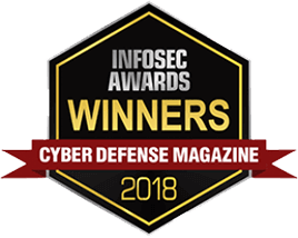 Infosec Awards Winners Cyber Defence Magazine: 2018
