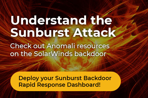 Understand the Sunburst Attack