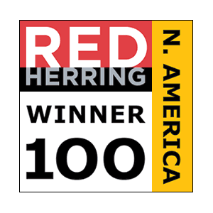 Red Herring 100 Winner North America